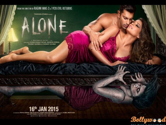Alone 1st week box office collection