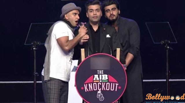 Bombay High Court and AIB knock out