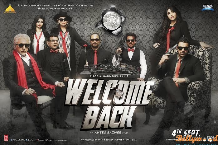 Welcome Back Trailer Review
