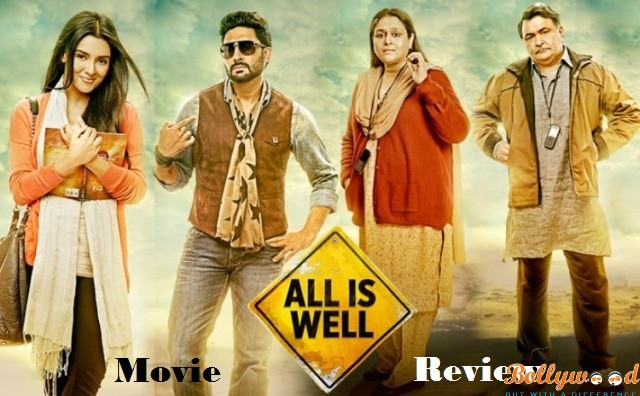 All-Is-Well'Movie Review