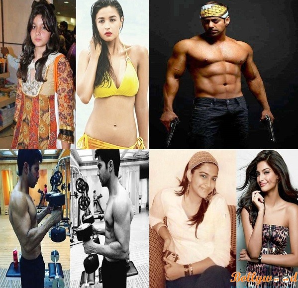 Top Bollywood Celebrities And Their Health Secrets