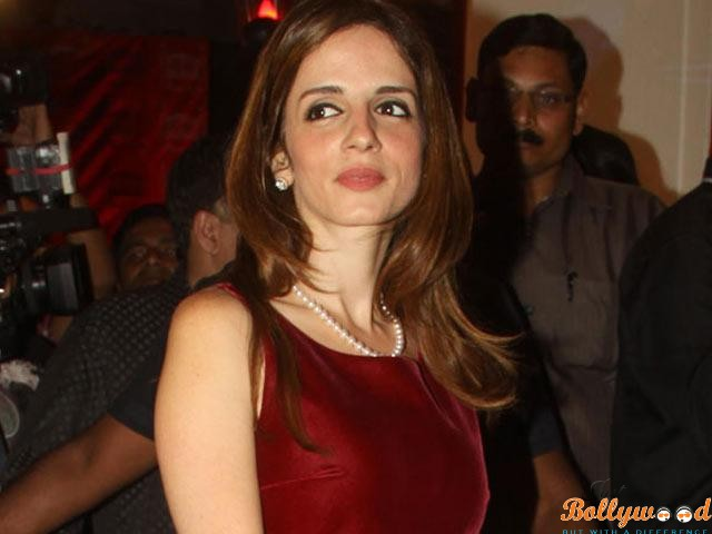 sussaanne khan in relationship
