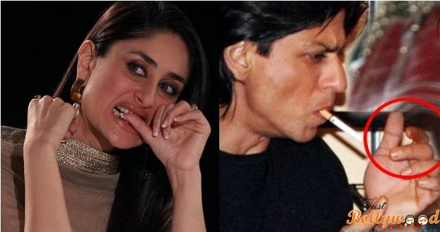 Habits of Bollywood Celebrities