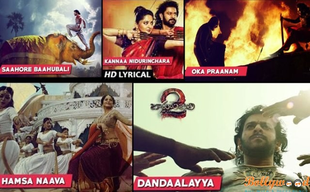 Baahubali 2 - The Conclusion Audio Songs