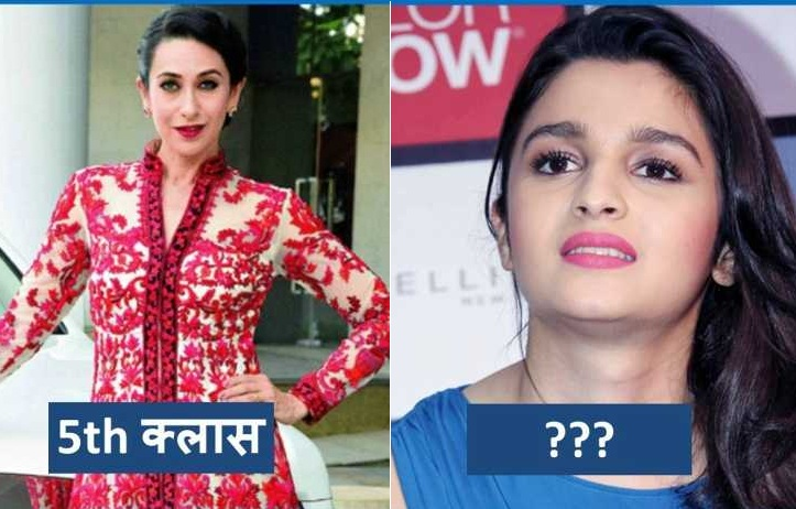 7 Bollywood Actresses & their Education
