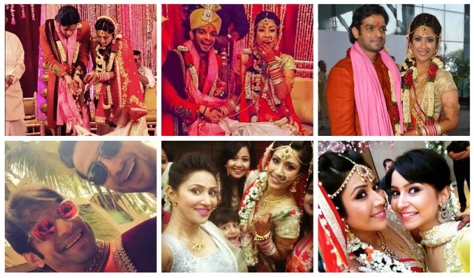 TV Actresses In Their Real Life Wedding Avatars