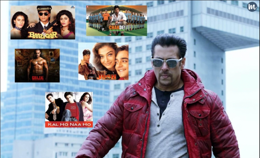 5 Movies that Salman Khan Rejected and could have regretted