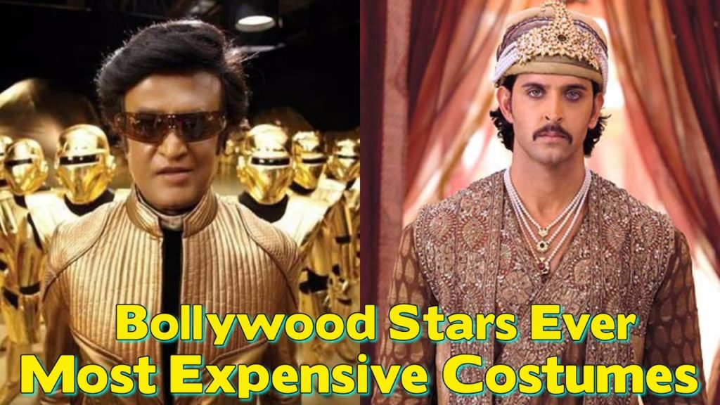 Most Expensive Movie Costumes