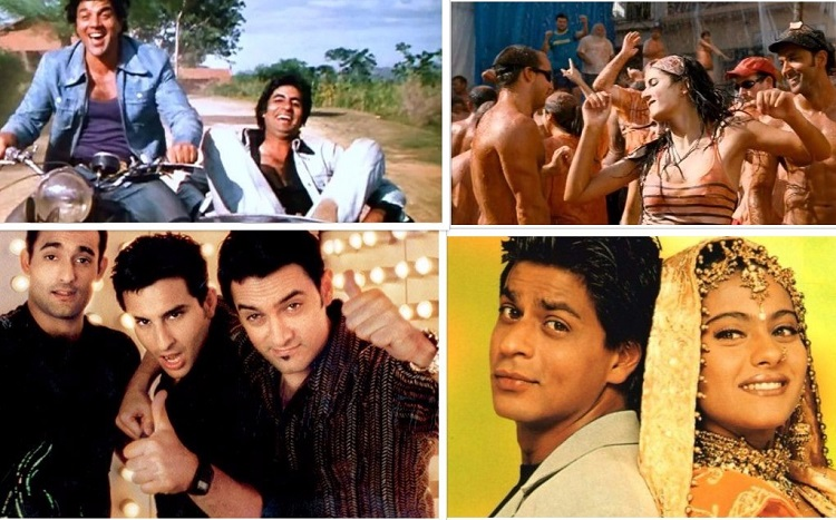 Bollywood Movies On Friendship