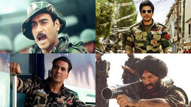 5 Bollywood Actors Who were seen in the Army Uniforms