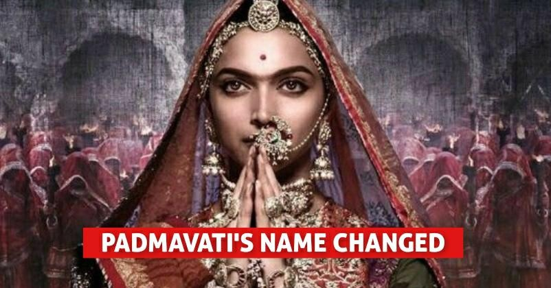 Padmavat The New Name by Censor Board Creates the new buzz in Twitter