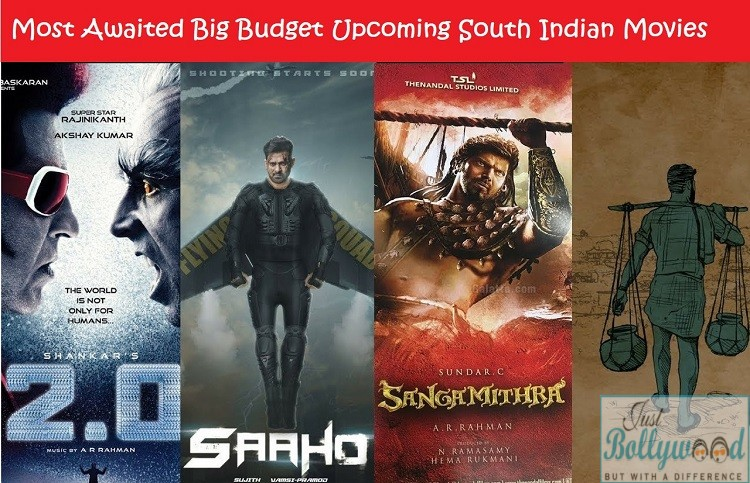 Most Awaited Big Budget Upcoming South Indian Movies