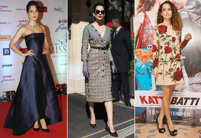 Kangana Started Her Career With Modeling