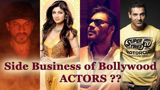 Bollywood Celebs Running Side Business