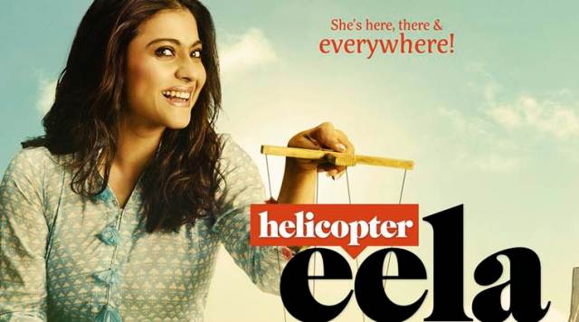 Helicopter Eela poster