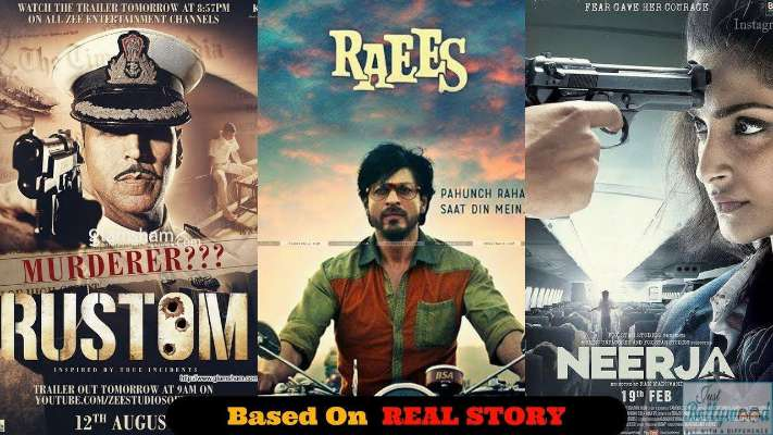 5 Bollywood Films Based on Real Life Incidents
