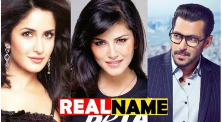 Celebrities Real Name