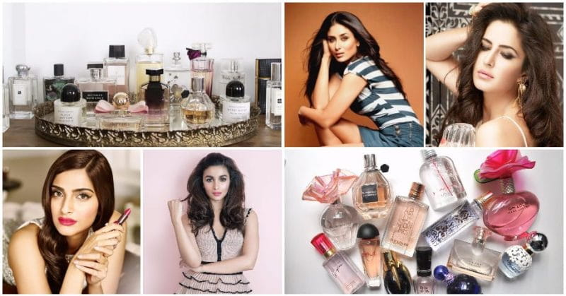 Most Expensive Perfumes of Bollywood Actresses