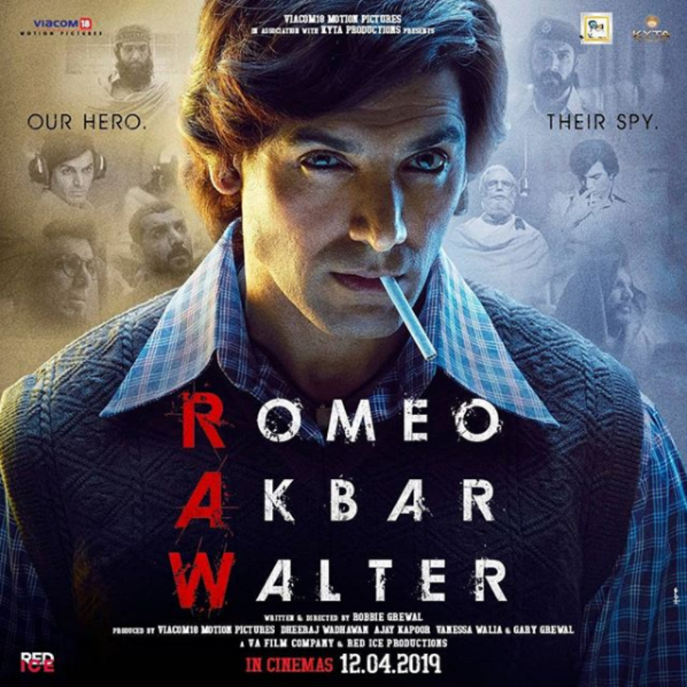 John Abraham shares the first look of Romeo from RAW