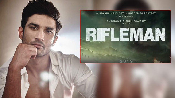 Rifleman starring Sushant Singh Rajput's is in the Legal Trouble