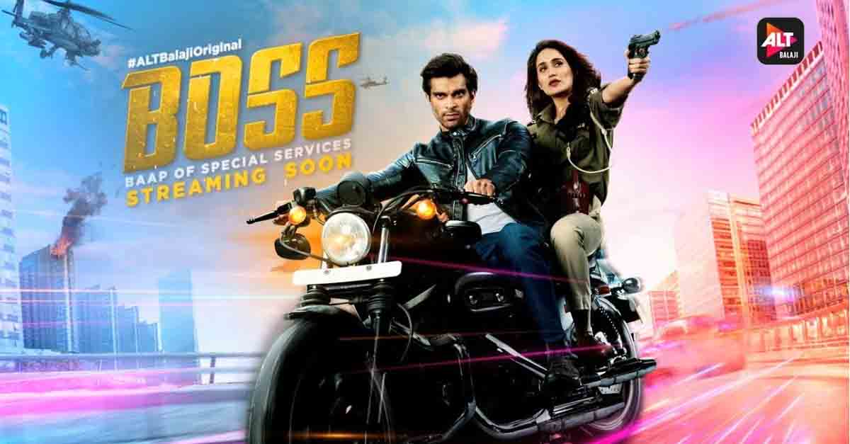 Boss - Baap of Special Services Web Series