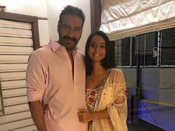 ajay devgn and daughter