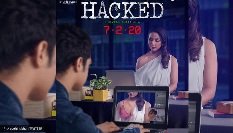 Hacked Movie Review