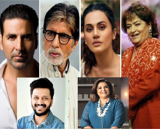 bollywood actors mourn