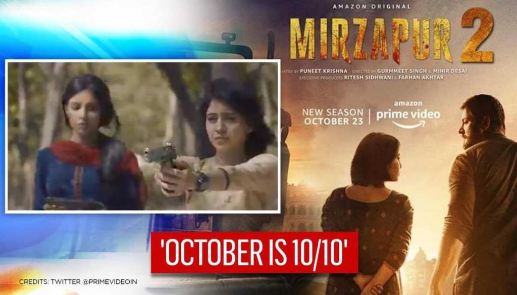 Mirzapur 2 Web Series Twitter review