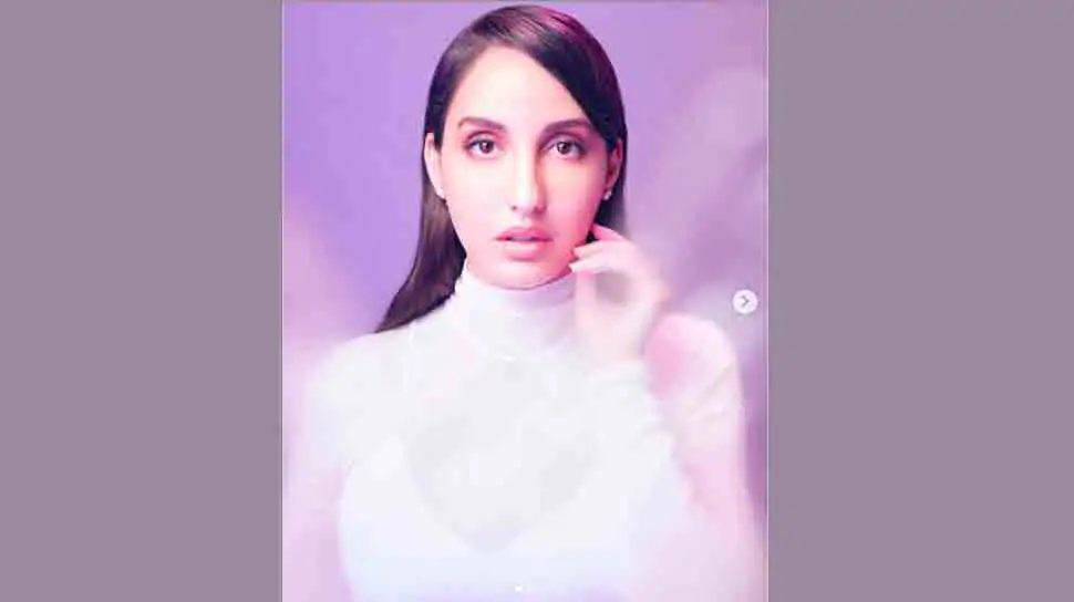 Nora Fatehi in White goes viral