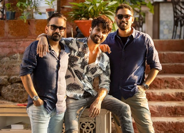 Shahid Kapoor ready for his digital debut