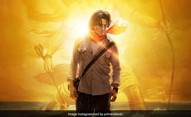 Ram Sethu to be produced by Amazon Prime