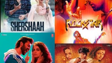 Filmy Friday From Shershaah to Rockstar