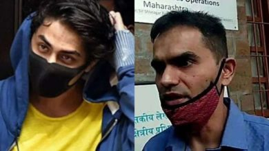 Sameer Wankhede continue to supervise Aryan Khan's